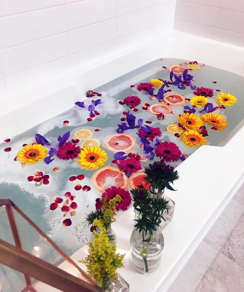 diy_spa day_flower bath.png