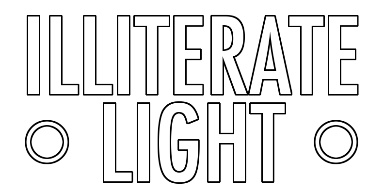 Illiterate Light