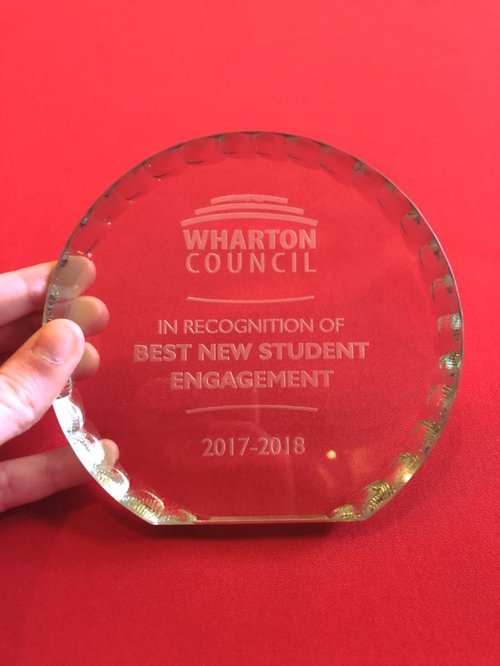 Best New Student Engagement - WUDAC's Data@Nite Series won best New Student Engagement in 2017-2018. The 6 events were able to reach over 150 students. Undergraduates with no experience in analytics were able to come away knowing how to analyze datasets using SQL, R, Python, Tableau,and machine learning.Learn More