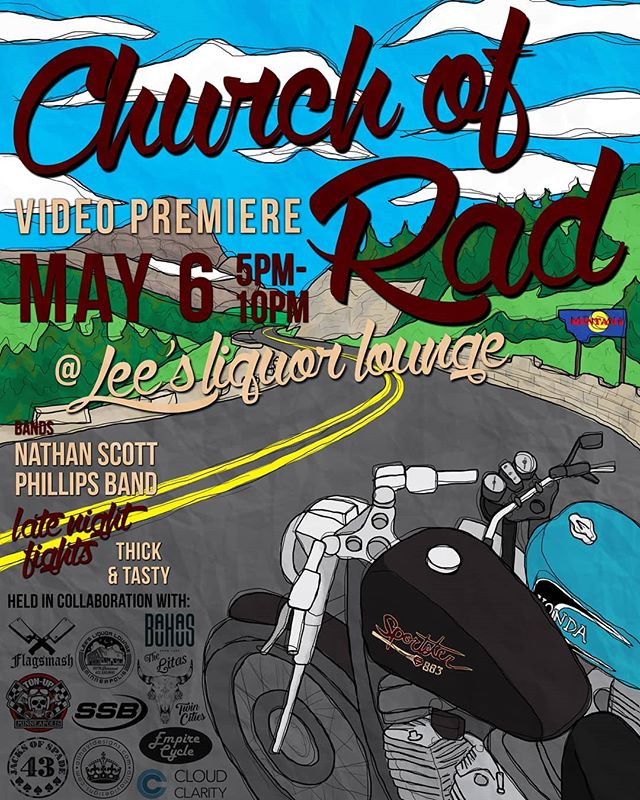 Sunday, May 6th- 5pm Tacos. Motorcycles. Rock.