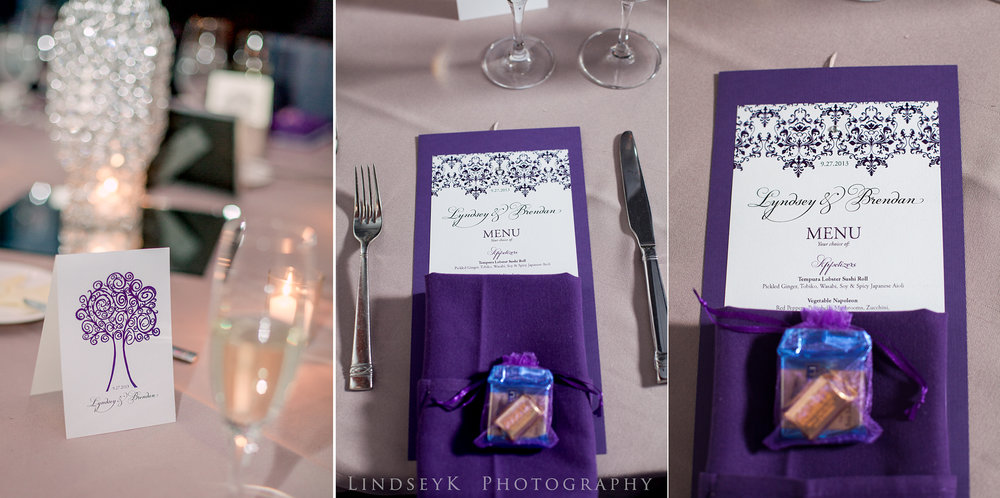 purple-wedding-menus