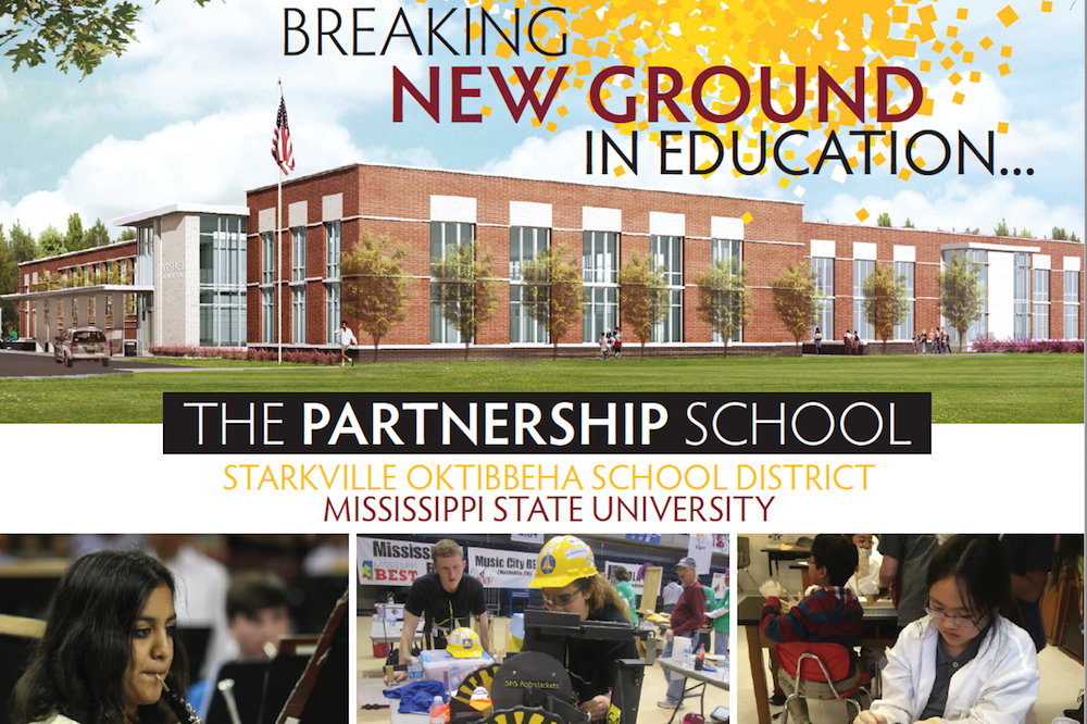 The msu-socsd partnership school - The MSU-SOCSD Partnership School promises to impact the future of education in our state and in our community, investing in the educational experience of our middle school students to create one of most innovative schools from programs to facilities.