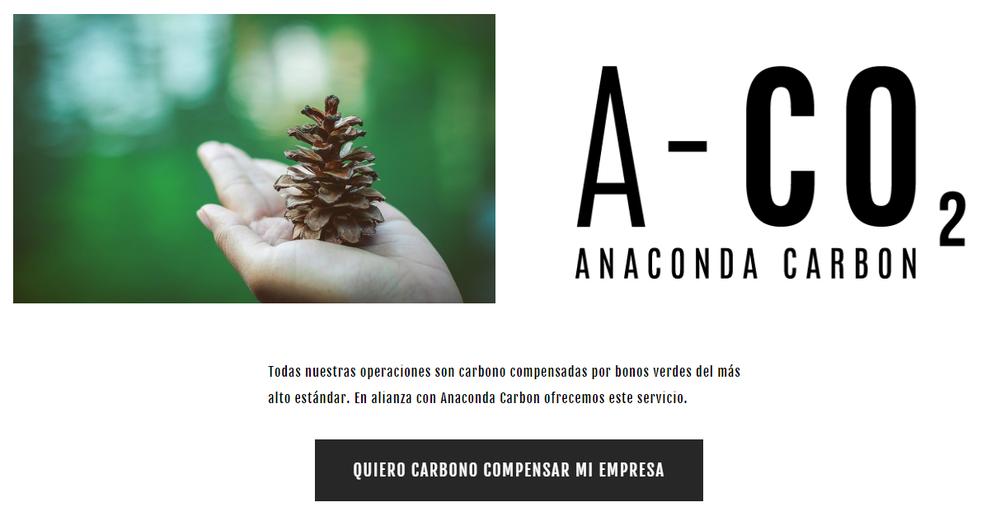FAPA CONSULTORES  (Costa Rica) carbono compensa todas sus operaciones a través de Anaconda Carbon con créditos de carbono de la más alta calidad. Facilitando también el servicio a otras empresas para que desarrollen su propio programa de Carbono Compensación.