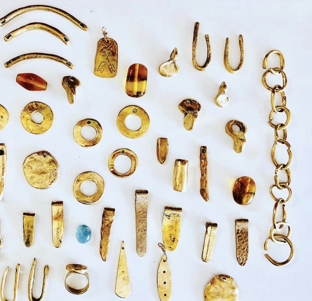 Lili T California - Hand-crafted Jewelry + Leatherworks