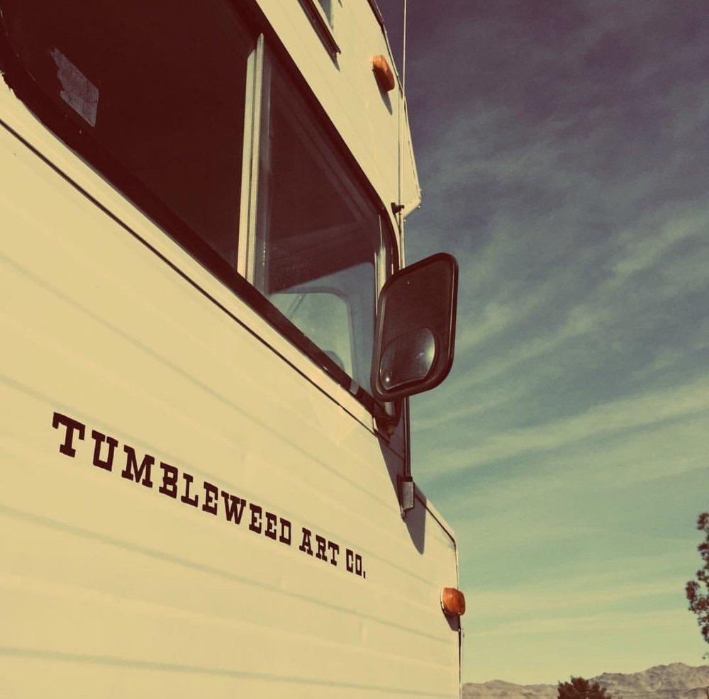 Tumbleweed Art Co - Mobile Art Gallery