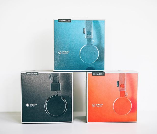 We have a few more @urbanears headphones up here in the shop so start getting ready for the weekend ⚡️