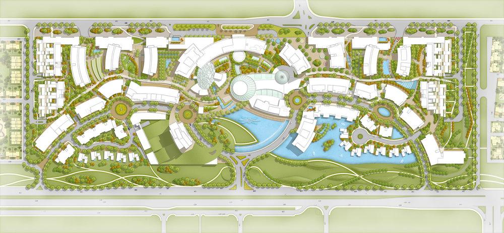 Al Raha Gardens by 5+design