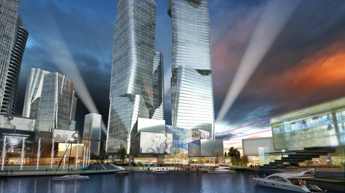 Chengdu Urban Center