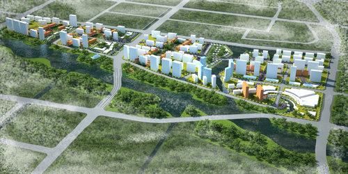 Suzhou Master Plan