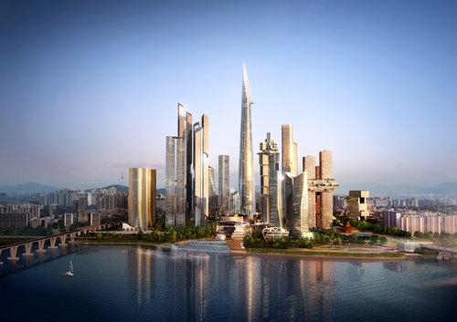 Yongsan International Business District