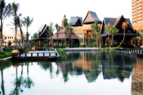 Sanya Bay Mangrove Tree Resort