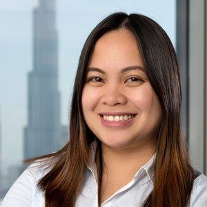 Nichelle Sumugat -  Dubai Office Manager