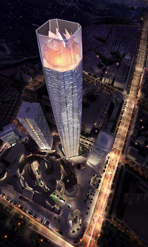 Dongguan International Trade Center (DITC)