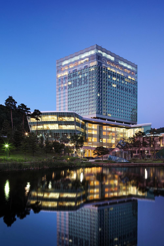Kangwon Hotel Resort by 5+design