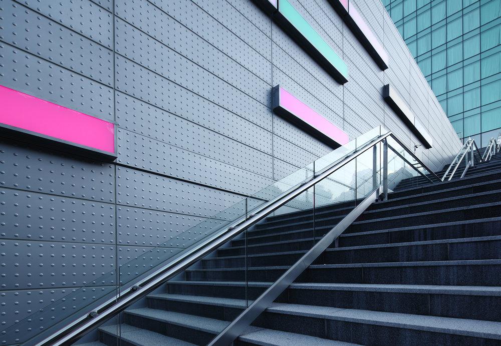 Kangwon Architectural Details