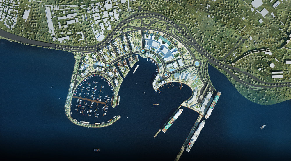 Istanbul Seaport Master Plan