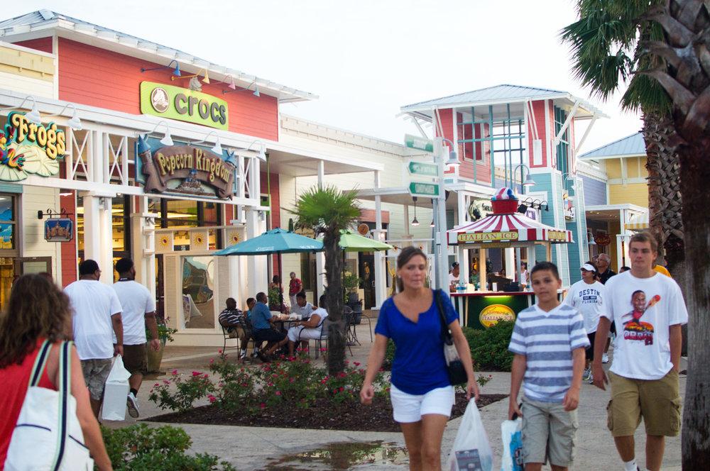 Retail Outlet Design