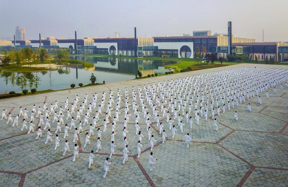 Tai Chi Cultural Heritage