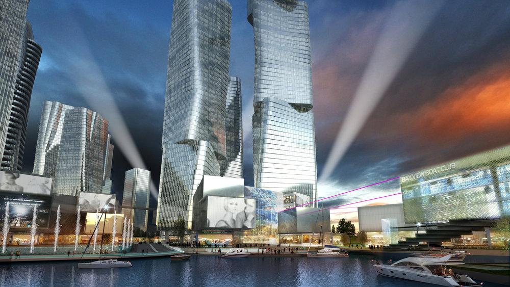 Chengdu Master Plan