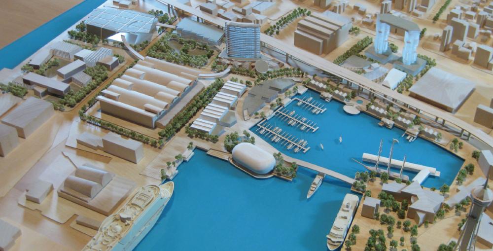 Architectural Model 5+design