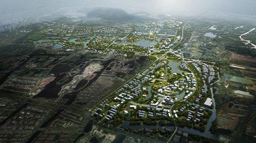 Hangzhou Master Plan