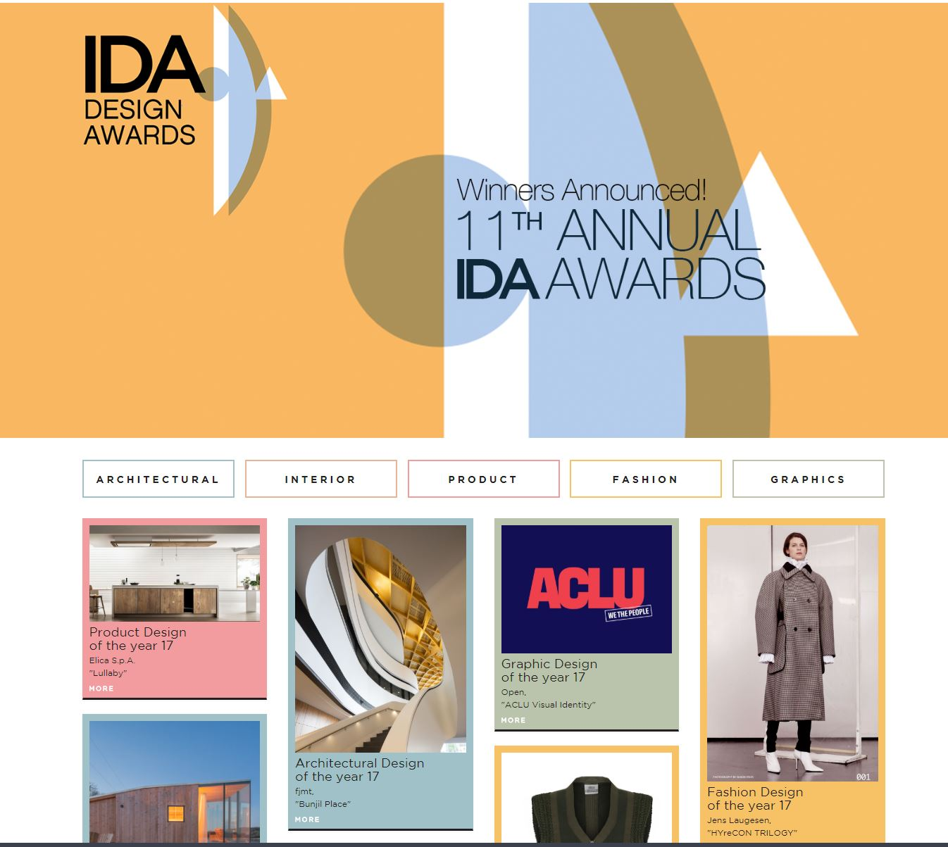 Park Place Wins Silver at 11th Annual IDA