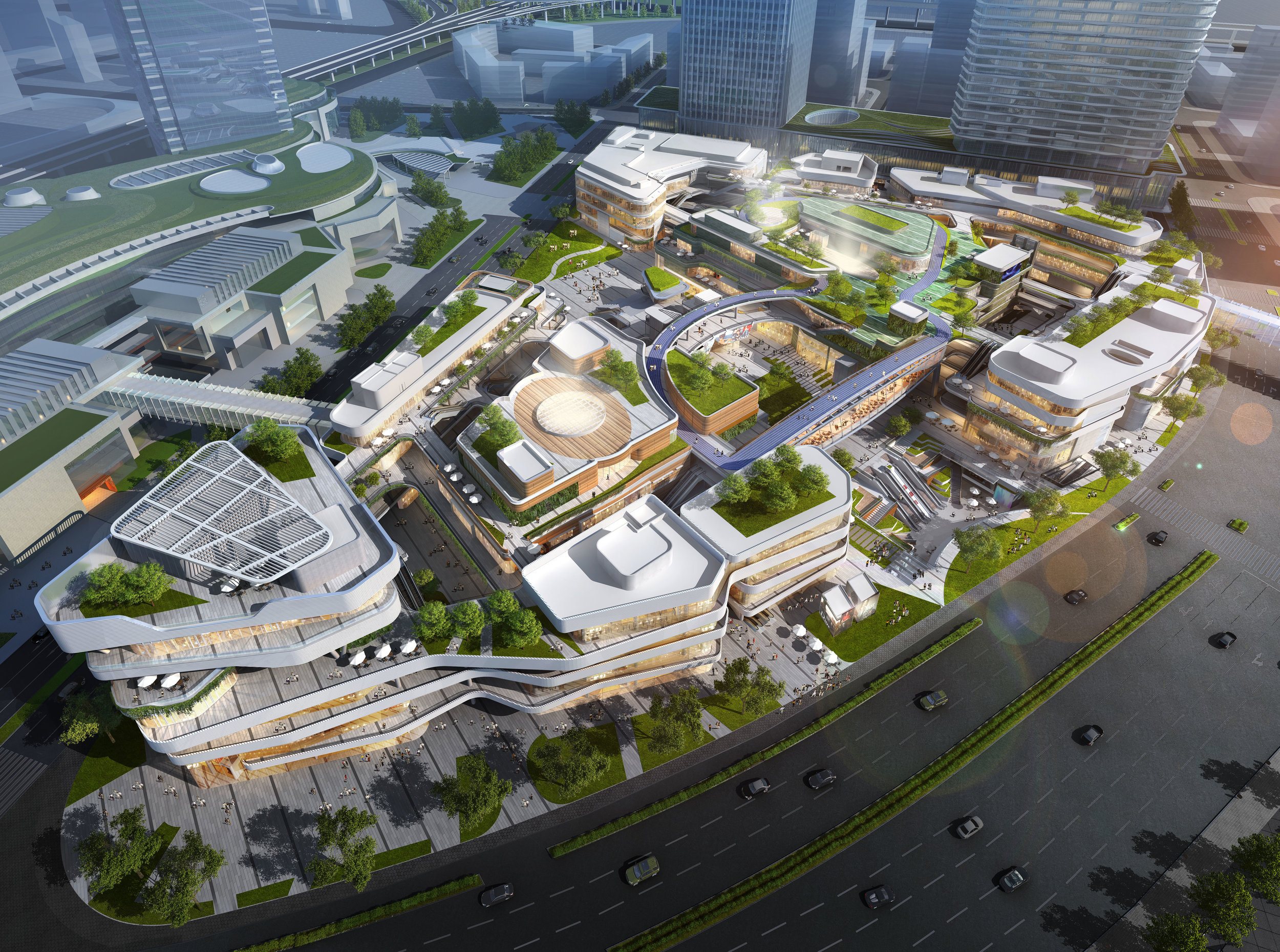 MIPIM AR Future Awards Honors New Taikoo Li Qiantan