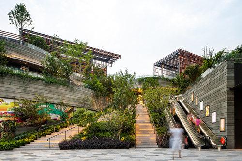 Wuhan Xintiandi Horizon North Pavilion
