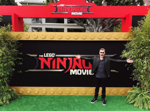 John Powers Middleton | The Lego Ninjango Movie