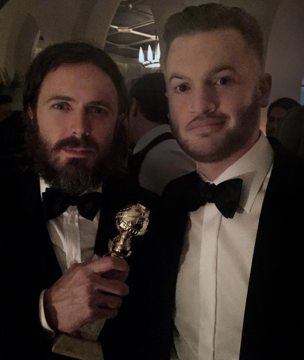 Casey Affleck + John Middleton