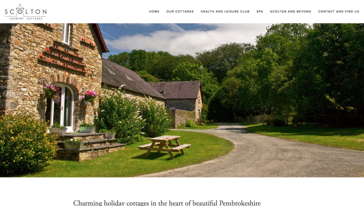 Health and Leisure Club — Scolton Country Cottages