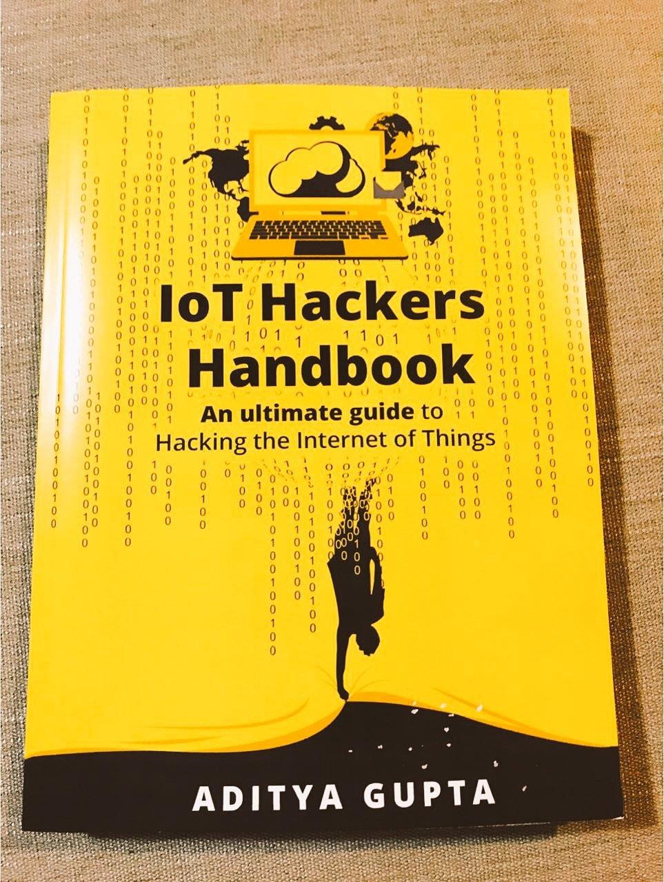 Hackers Handbook Pdf