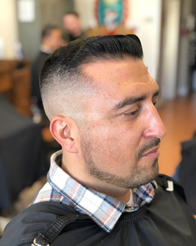 "🔪🔪🔪Another sharp cut by @derekxzook book with him directly through Instagram. Hit ""book"" now!"