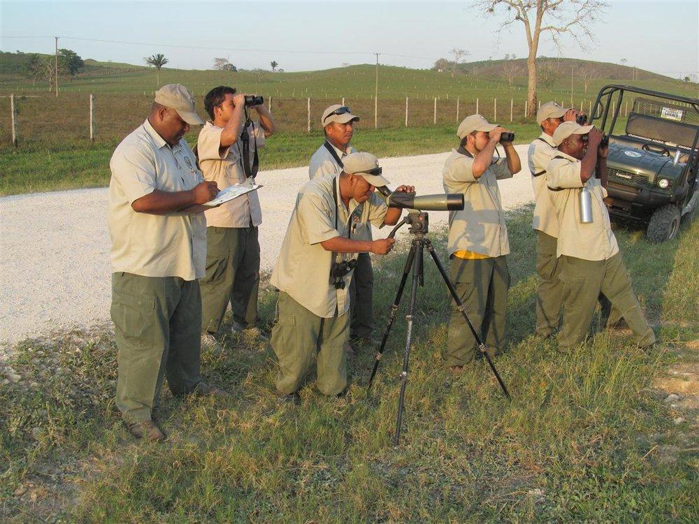 Chaa Creek Team.JPG