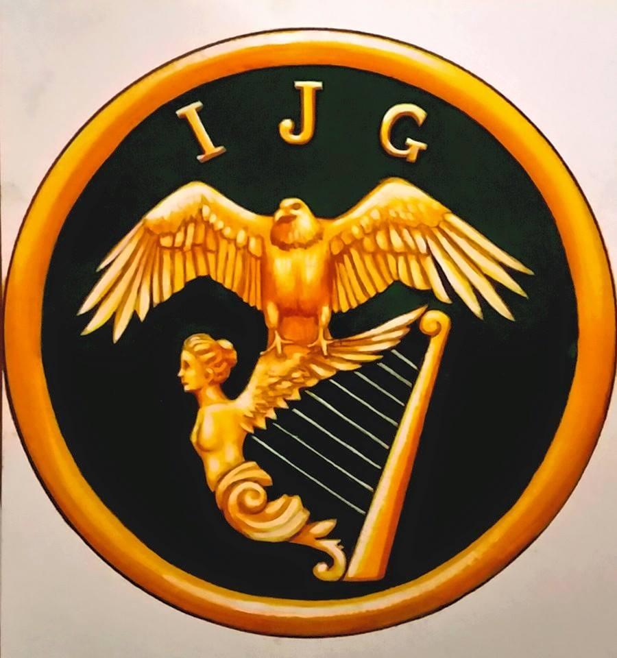 Irish Jasper Greens Logo