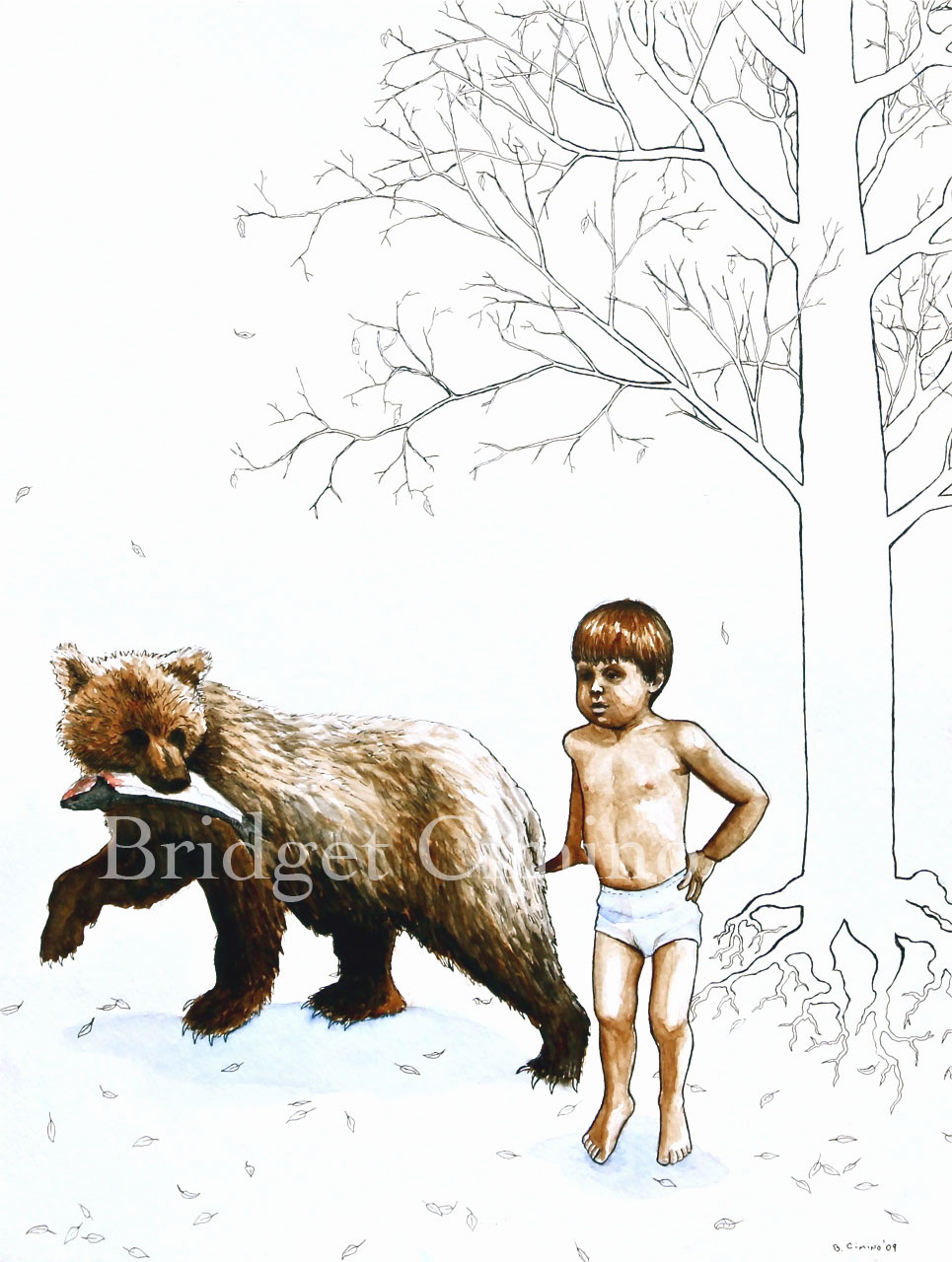 Aiden and The Bear