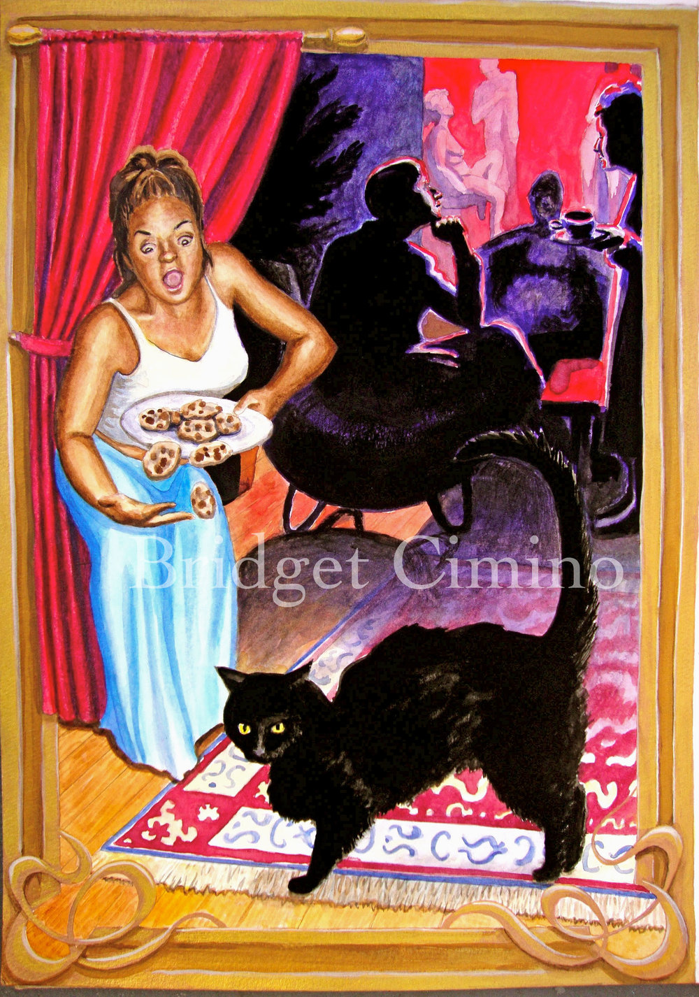 When A Black Cat Crosses Your Path
