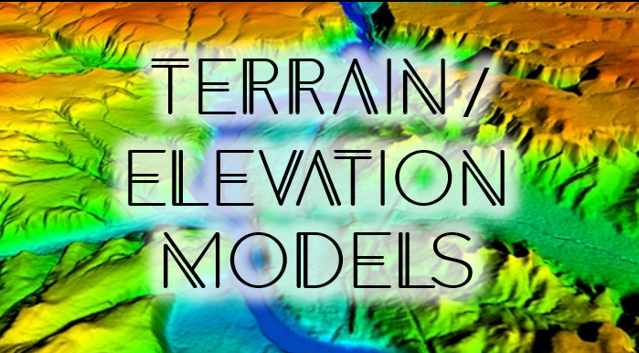 Flow/Runoff & Slope/Aspect - Solar radiation, Landslide/Erosion Detection, Flood runoff flow rate/direction, Watershed Management, Geological Hazards, Geosphere Change Detection such as Surface Mining, High Accuracy LIDAR