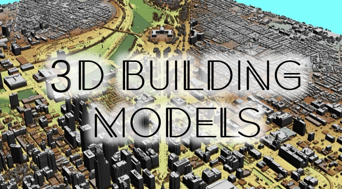 Virtual Planning - LIDAR Technology for 3-Dimensional Building Models for Remote, Virtual Access to the Local Experience