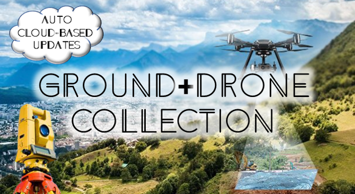 Field Work Productivity - Drone2Map App and Survey123 App by ESRI