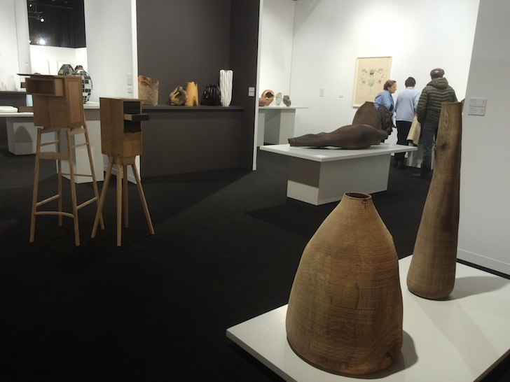 Art Geneva 2015, curated booth