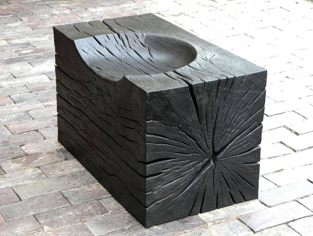Craggy Block Seat, 2014