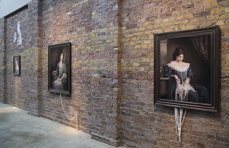 Maisie Broadhead: Pearls