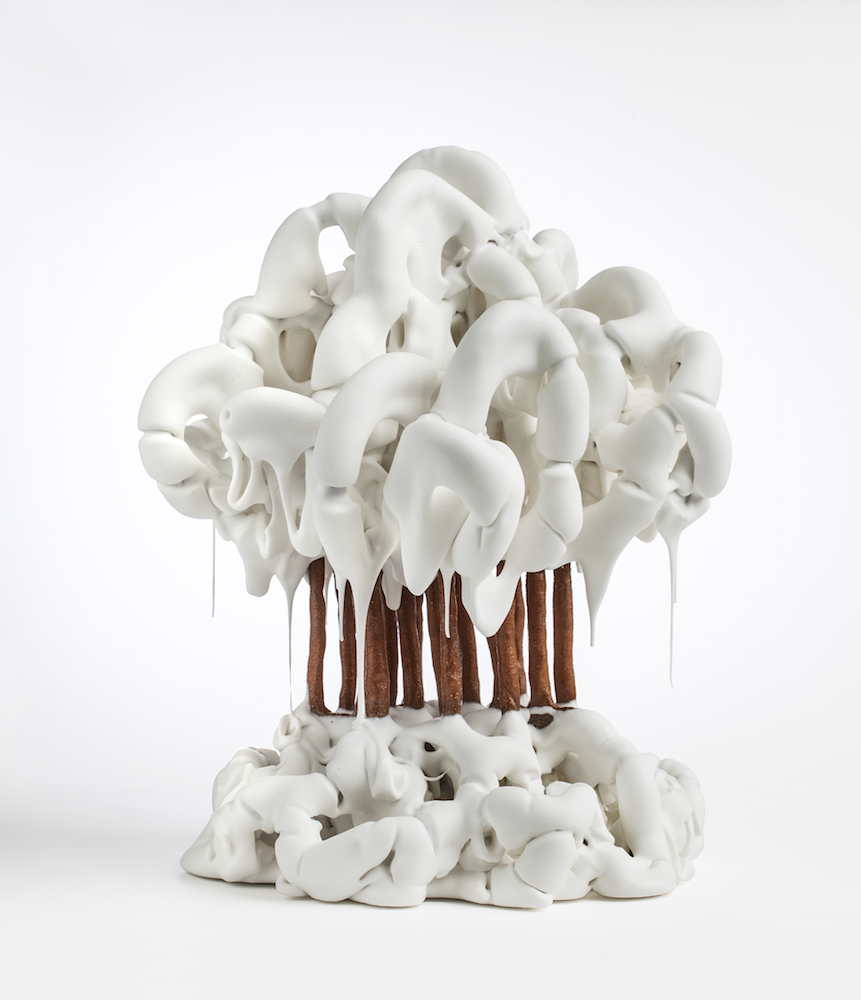 Bente Skjottgaard, White Cloud no 1508, 2015
