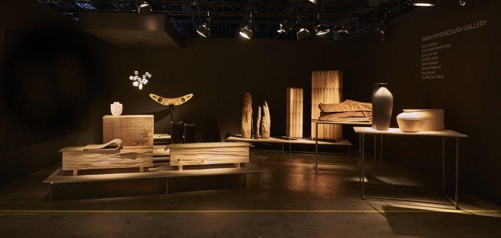 Sarah Myerscough Booth G43, Design Miami/Basel