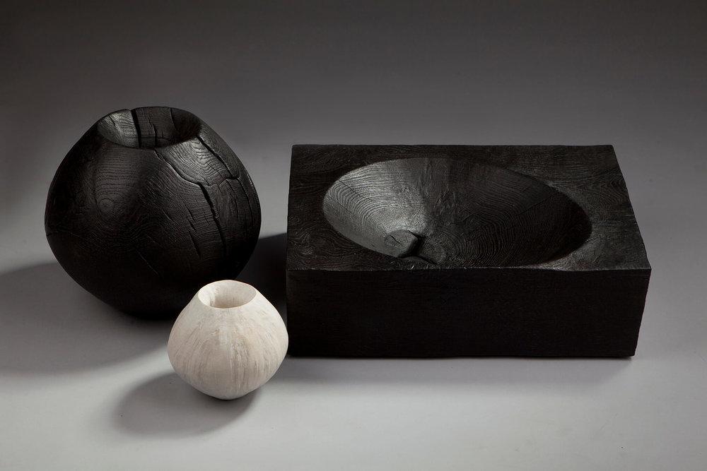 Jim Partridge, Oak Vessels