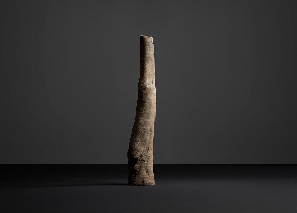 Ernst Gamperl, Oak Vessel, 2016