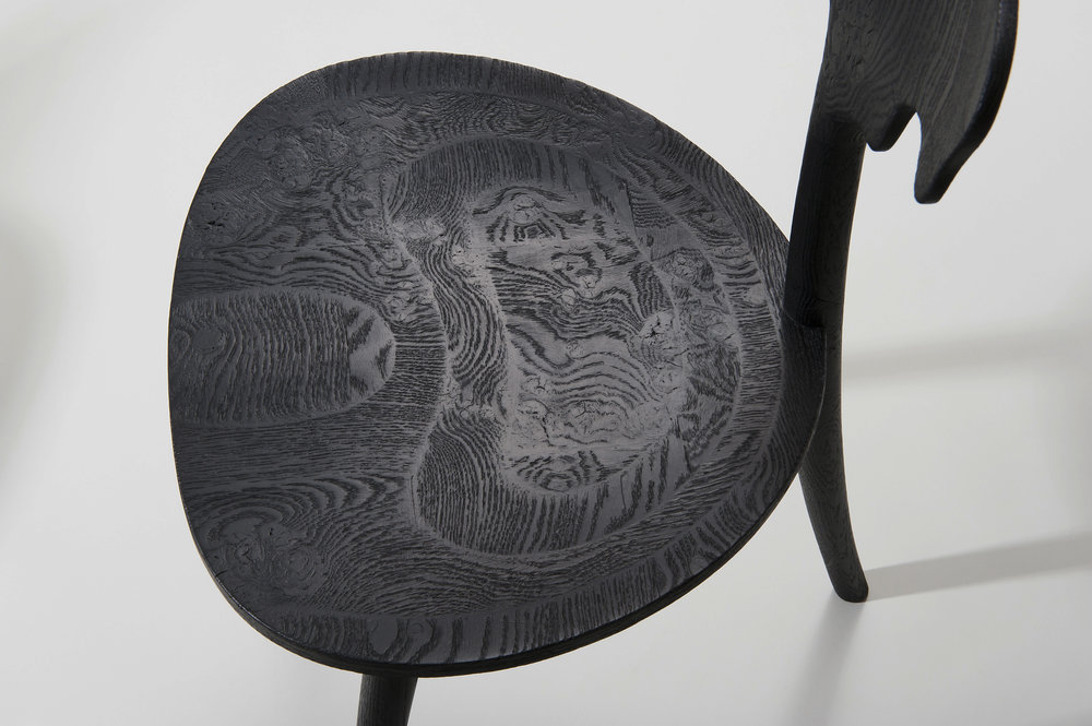 Trine Chair, 2017 (detail)