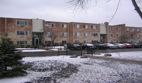 College Park Apartment Homes Addison, IL