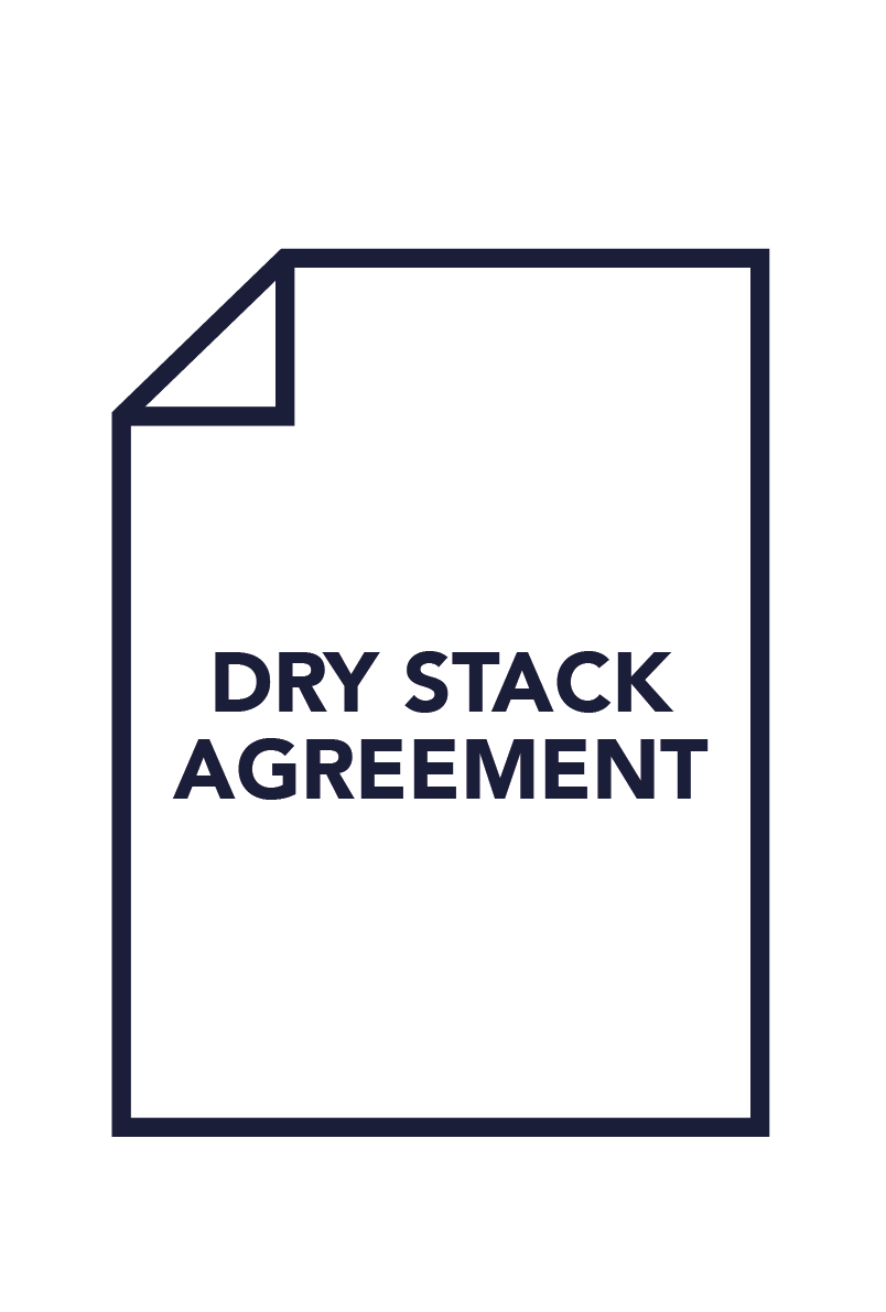Dry Stack Agreement